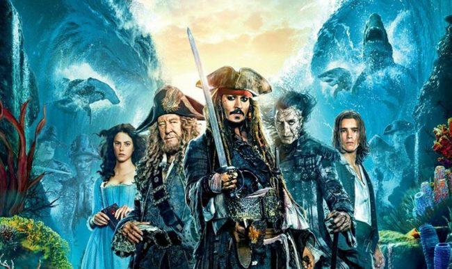 'Piratas do Caribe – A Vingança de Salazar' domina bilheterias dos EUA