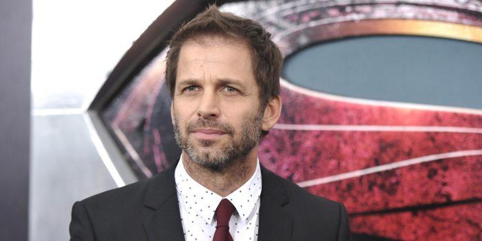 Zack Snyder define primeiro filme após saída de 'Liga da Justiça'
