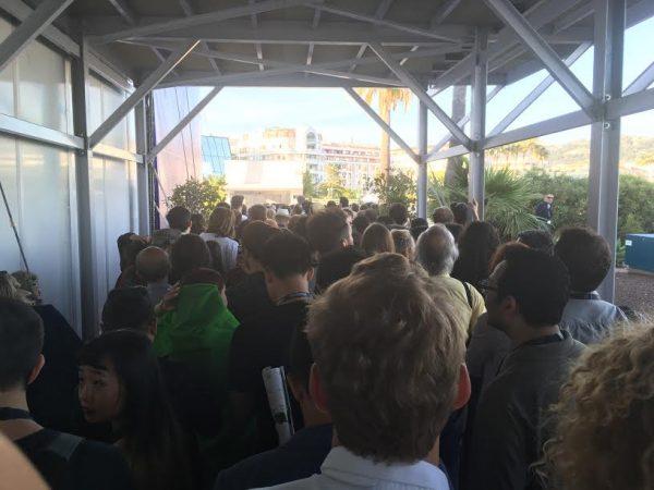 Cine Set em Cannes – Dia 8: a luta inglória para assistir o novo Haneke