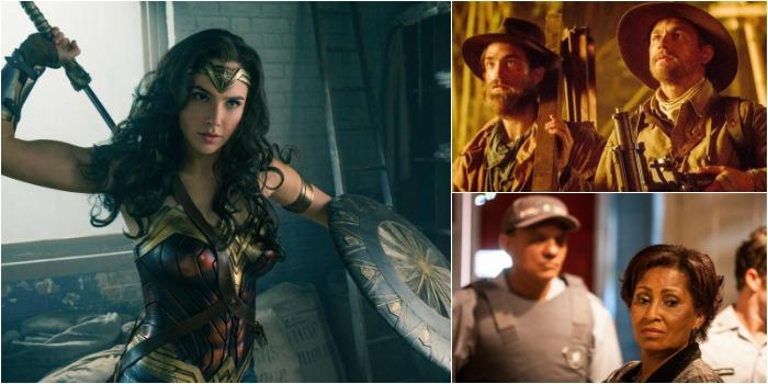 'Mulher Maravilha' estreia nos cinemas de Manaus ao lado do novo James Gray