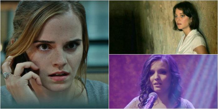 Novos filmes de Emma Watson, Marion Cotillard e Larissa Manoela estreiam em Manaus