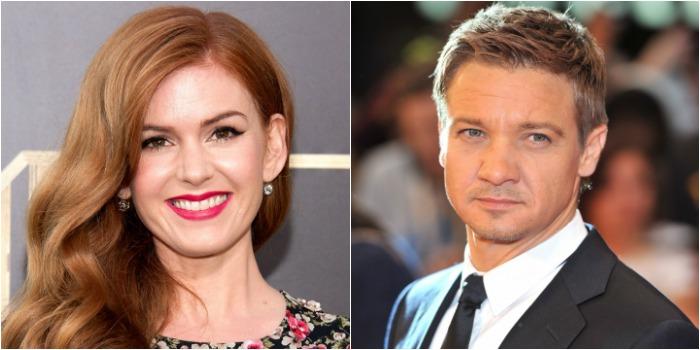 Isla Fisher e Jeremy Renner serão protagonistas da comédia 'Tag'