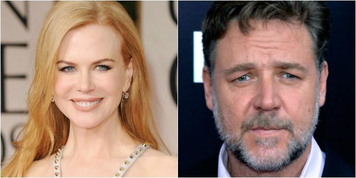 Nicole Kidman e Russell Crowe estão negociando para novo filme de Joel Edgerton