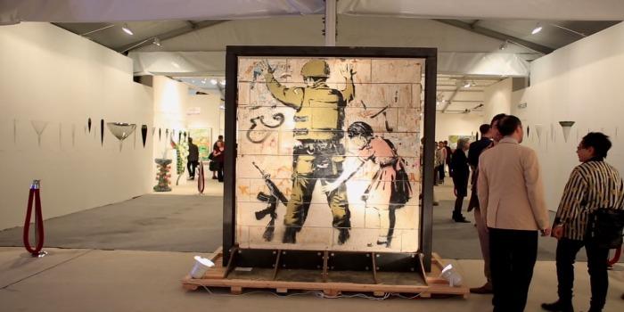 Saving Banksy: documentário aborda a natureza e contradições da arte urbana