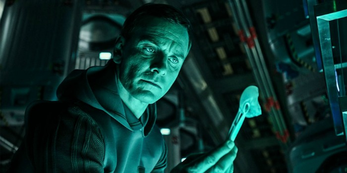 Cinemas da China censuram beijo gay em 'Alien: Covenant'