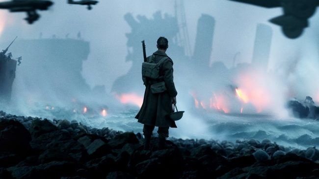 'Dunkirk' será o filme mais curto de Christopher Nolan desde 'Following'
