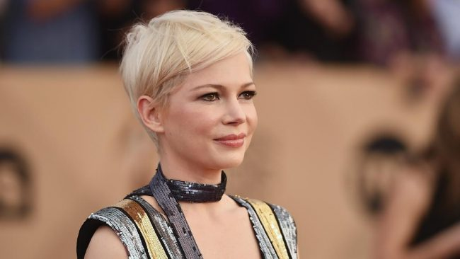 Michelle Williams está confirmada no elenco do filme de 'Venom'