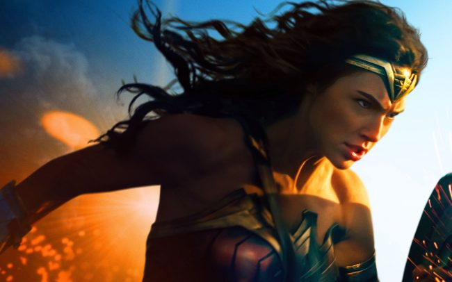 'Mulher-Maravilha' lidera bilheterias no Brasil pela terceira semana consecutiva