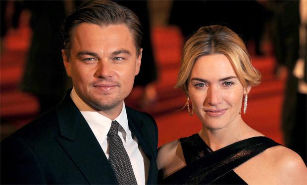 Leilão beneficente premia sortudo com jantar ao lado de Leonardo DiCaprio e Kate Winslet