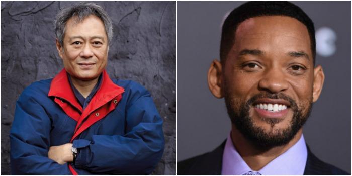 Ang Lee inicia filmagens de ficção científica estrelada por Will Smith