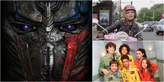 'Transformers' divide espaço nos cinemas de Manaus com Juliette Binoche e infantil brasileiro