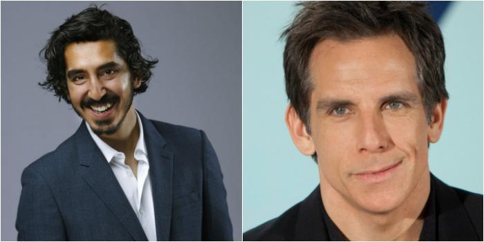 Dev Patel e Ben Stiller devem formar dupla em 'Chippendales'