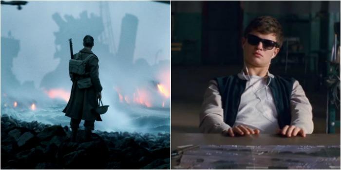 'Dunkirk' e 'Em Ritmo de Fuga' lideram estreias nos cinemas de Manaus