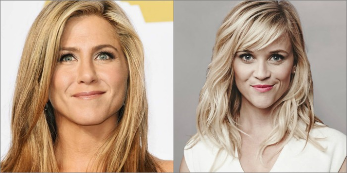 Jennifer Aniston e Reese Witherspoon serão protagonista de nova série da HBO