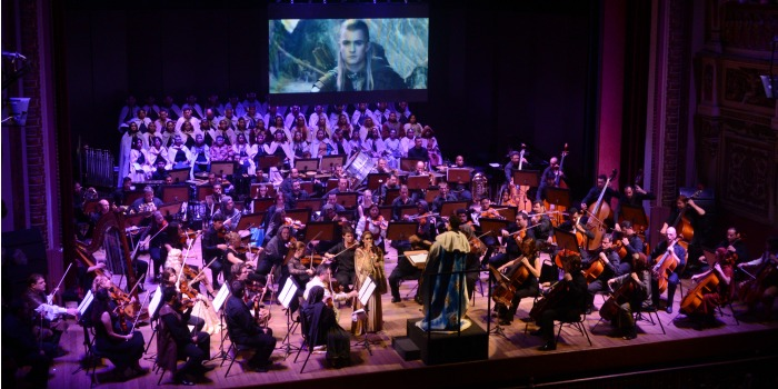 Orquestras levam trilhas dos cinemas e animes para o Teatro Amazonas