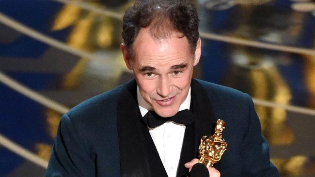 Mark Rylance descarta fazer campanha para ganhar o Oscar por 'Dunkirk'