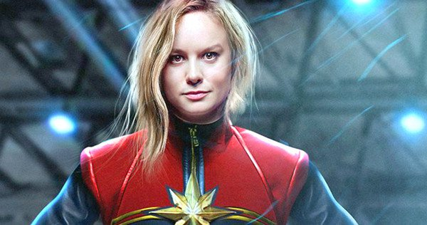'Capitã Marvel' domina cinemas de Manaus neste fim de semana