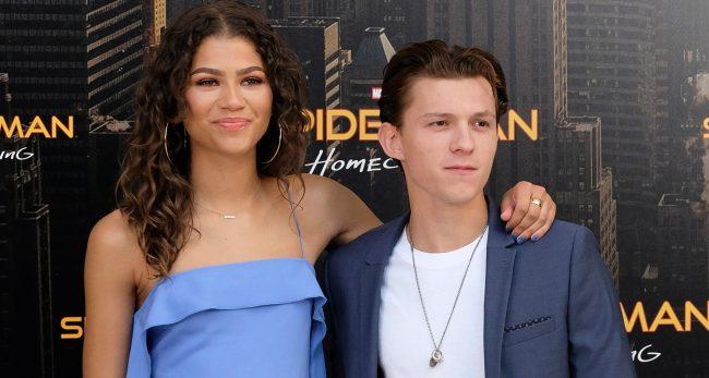 Namoro de Tom Holland e Zendaya mantém tradição de amor em 'Homem-Aranha'