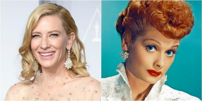 Cate Blanchett será Lucille Ball em cinebiografia da Amazon Studios