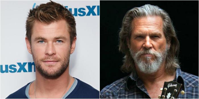Chris HemswortheJeff Bridges devem estrelar filme de ação da Fox