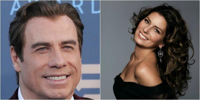 John Travolta e Shania Twain estão no elenco de 'Trading Paint'