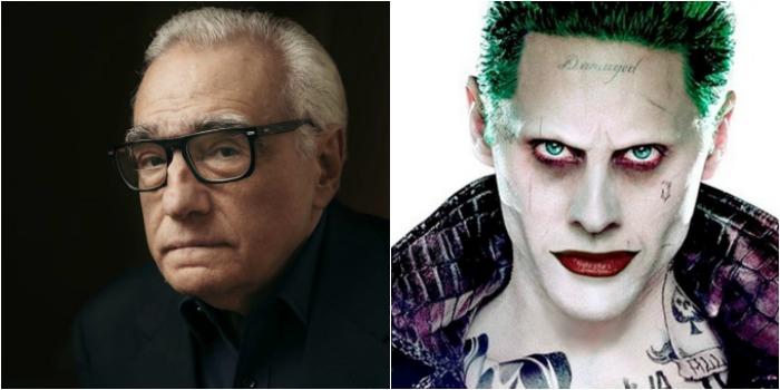 Martin Scorsese produz filme do Coringa com diretor de 'Se Beber, Não Case'