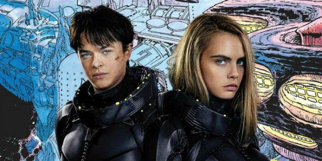 'Valerian e a Cidade dos Mil Planetas': Luc Besson produz 'Star Wars' de segunda linha