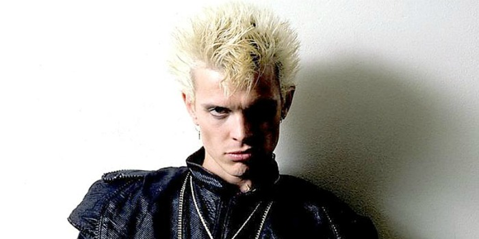 Billy Idol quase interpretou vilão de 'O Exterminador do Futuro 2'