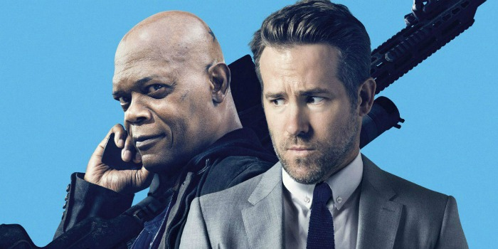 Ryan Reynolds e Samuel L. Jackson devem retomar parceria em 'Dupla Explosiva 2'