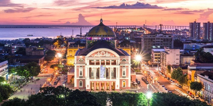 Teatro Amazonas será palco da abertura do Mercado Audiovisual do Norte