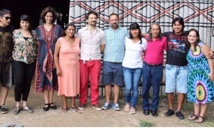Sérgio Andrade prepara início das filmagens de 'A Terra Negra dos Kawa'