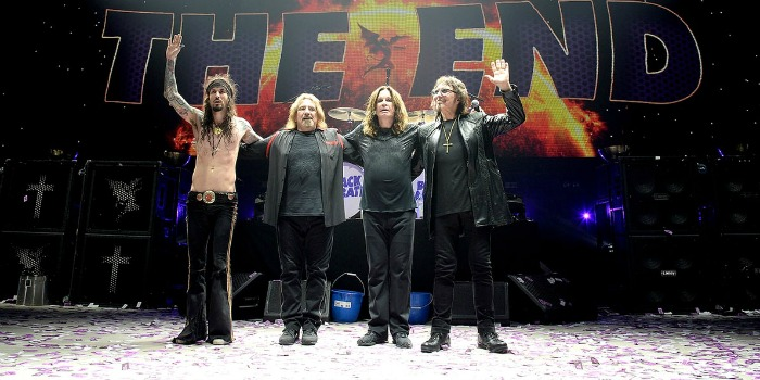 Cinema de Manaus exibe o último show do Black Sabbath