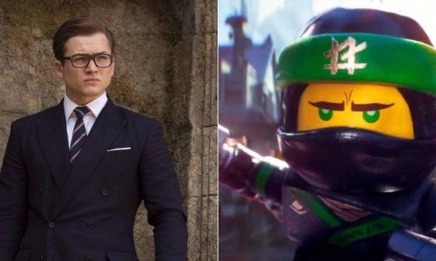 'Kingsman' e novo 'Lego' são destaques nos cinemas de Manaus