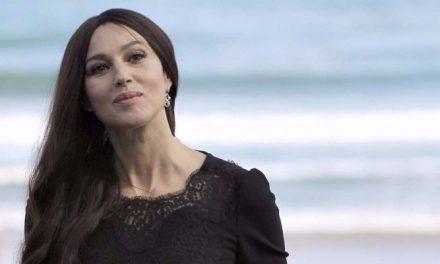 Monica Bellucci recebe homenagem no Festival de San Sebastian
