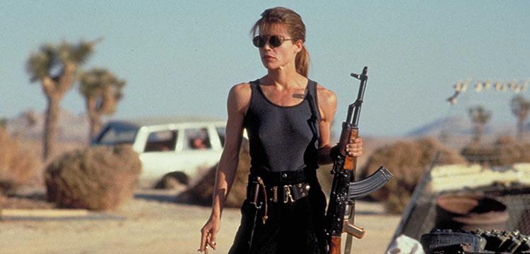 Linda Hamilton retorna para novo 'O Exterminador do Futuro'