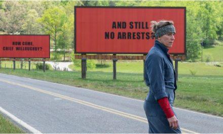 'Três Anúncios Para um Crime' é eleito o melhor filme do ano pelos críticos de Londres