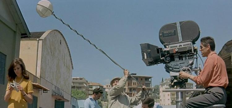 Passo a Passo do Cinema: as singularidades de uma filmagem