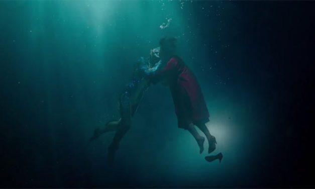 'A Forma da Água': Guillermo Del Toro brinda o público com ode à fantasia