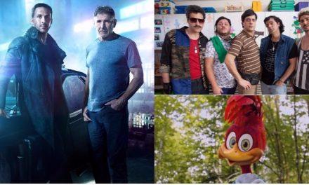 'Blade Runner' disputa público de Manaus com comédia global e 'Pica-Pau'