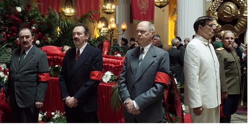 Políticos russos repudiam tom crítico de filme 'The Death of Stalin'