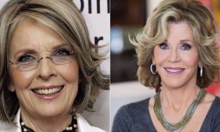 Diane Keaton e Jane Fonda estarão na comédia 'The Book Club'