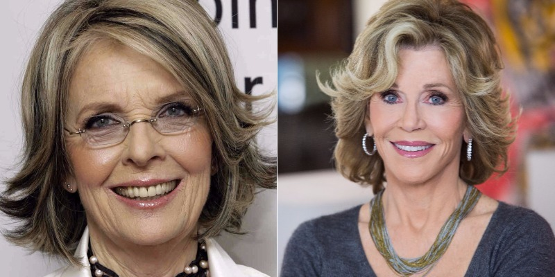 Diane Keaton e Jane Fonda estarão na comédia 'The Book Club'