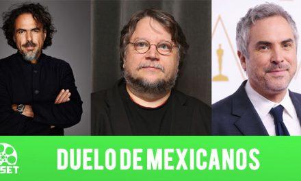 Duelo de Diretores: Alejandro G. Iñarritu X Guillermo Del Toro X Alfonso Cuáron