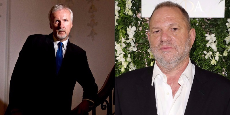 James Cameron recorda quase briga com Harvey Weinstein no Oscar