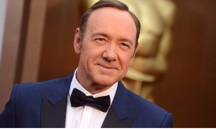 Teatro em Londres recebe 20 queixas contra Kevin Spacey