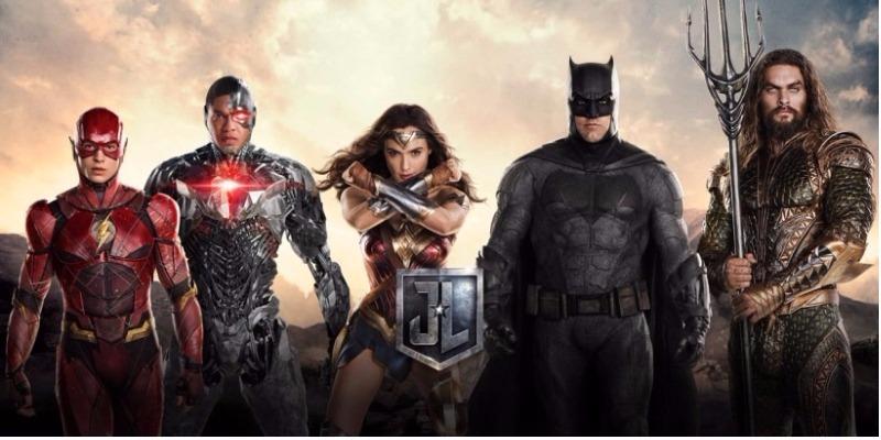 'Liga da Justiça' eleva em 9% lucro da Time Warner no último trimestre de 2017