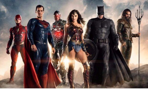 Playlist Cine Set – A Trilha Sonora de 'Liga da Justiça'