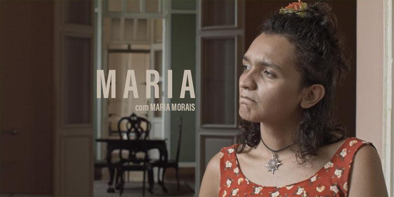 'Maria' será exibido em sessões gratuitas no Casarão de Ideias neste fim de semana