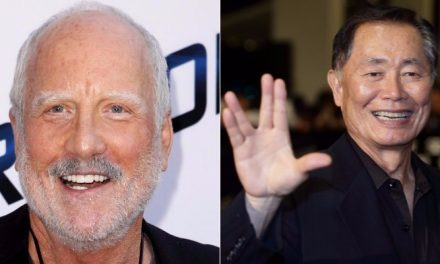 Richard Dreyfuss e George Takei são acusados de assédio sexual