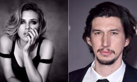 Scarlett Johansson e Adam Driver estarão no novo filme de Noah Baumbach